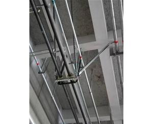 内蒙电信产业园项目施工案例